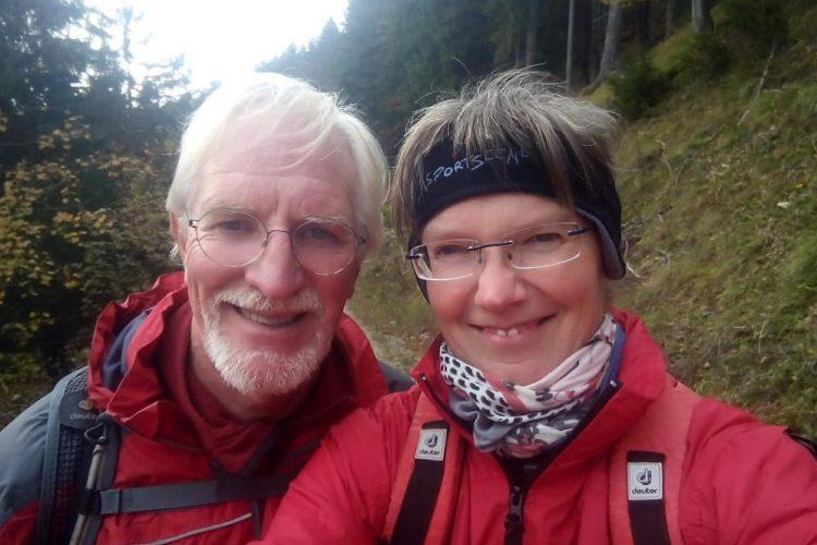 Wolfgang und Eva