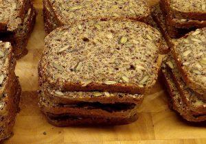 Getreidefreies Brot