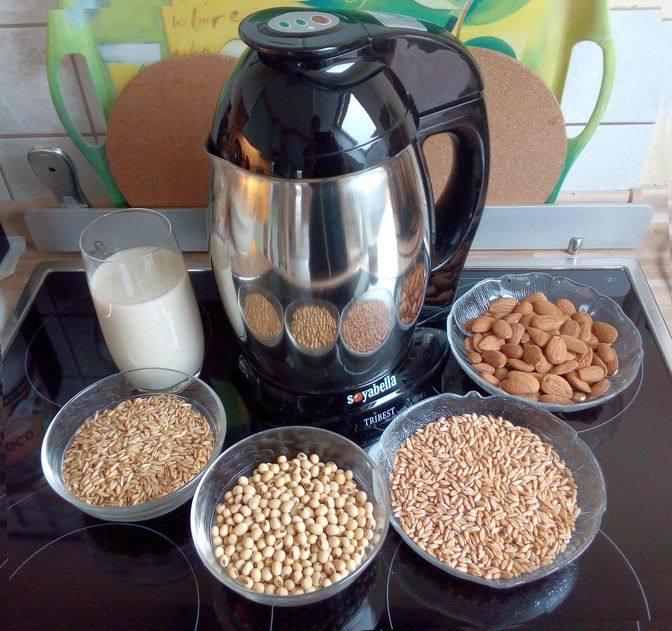Die Soyabella für die Herstellung von Pflanzenmilch