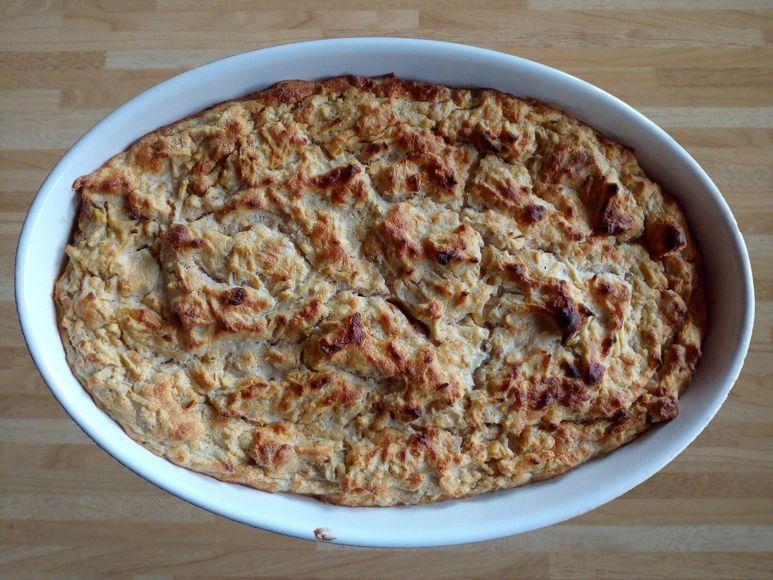 Apfel-Quark-Auflauf vegetarisch - 80