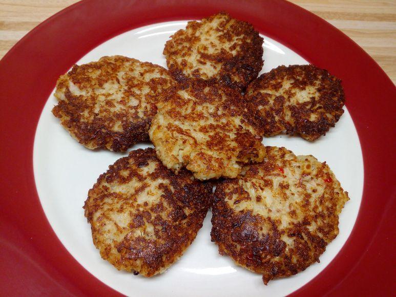 Blumenkohl-Burger vegetarisch - 84