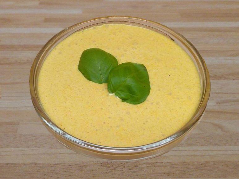 Joghurt-Kurkuma-Dip vegetarisch - 244