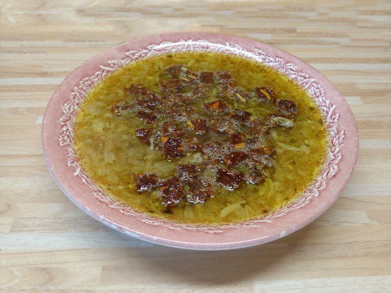 Knoblauchsuppe vegetarisch - 228