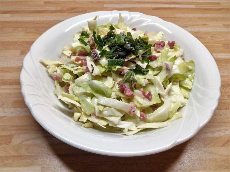 Krautsalat, einfach - 192