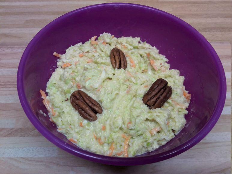 Krautsalat, die sahnige Sünde vegetarisch - 193