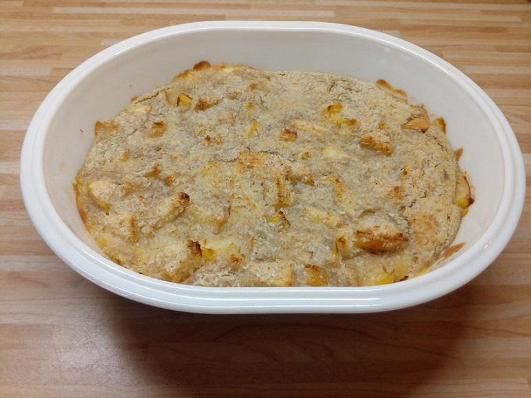 Malu´s Backofen-Pfannkuchen vegetarisch - 126