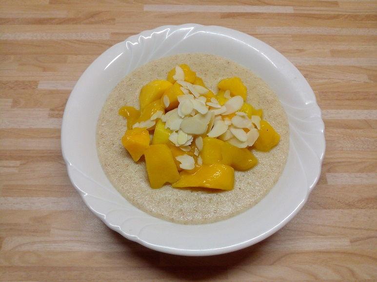 Mango-Grieß vegan - 71