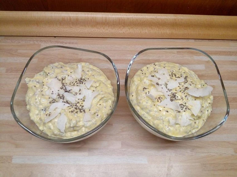 Mango-Quark mit ChiKo vegetarisch - 72