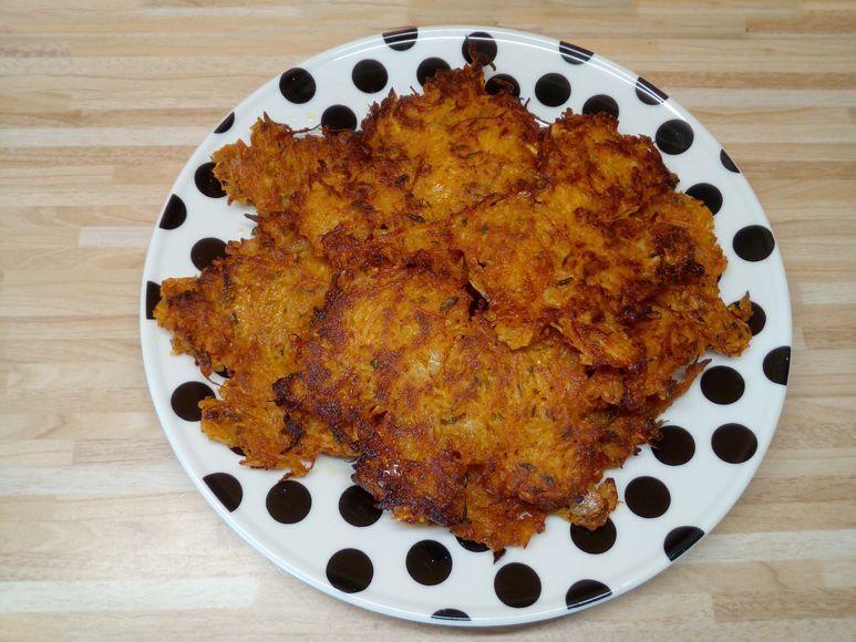 Pastinakendatschis vegetarisch - 138