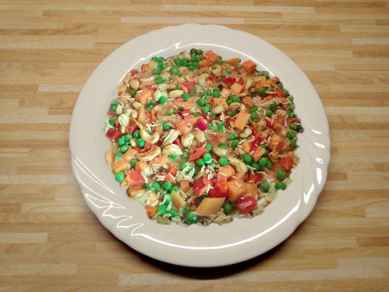 Reispfanne vegan - 144