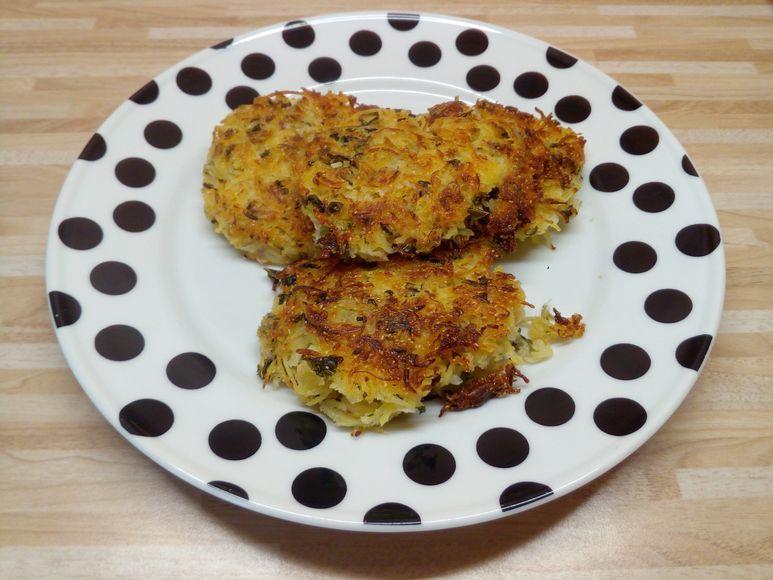 Sauerkraut-Kartoffelpuffer vegetarisch - 150