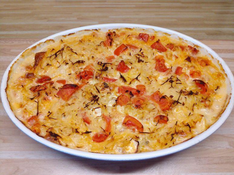 Tomaten-Kartoffel-Gratin vegetarisch - 157