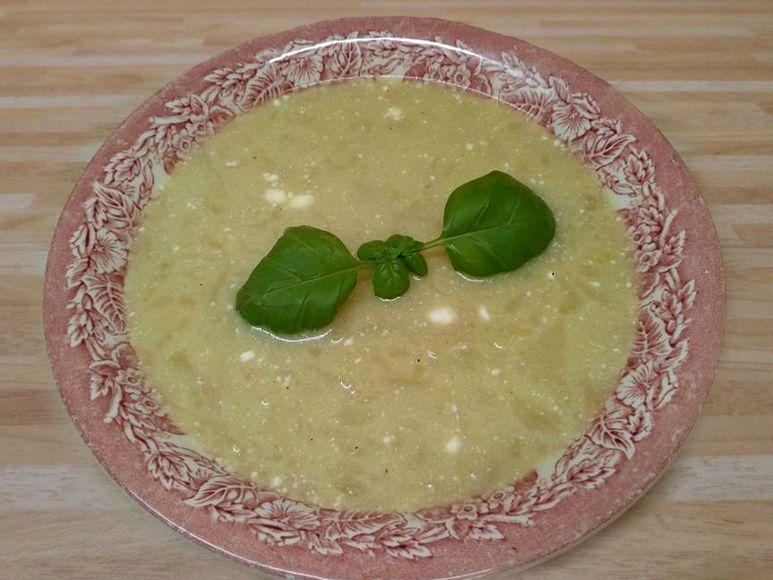 Zwiebelsuppe vegetarisch - 240